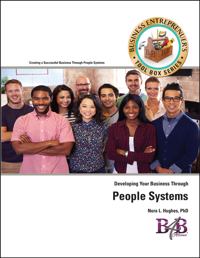 Business for Blessing - Developing Business - People Systems - Business Management Workbook